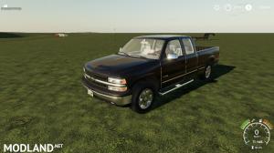"""Chevrolet Silverado 1500 99"""", 4 photo"""