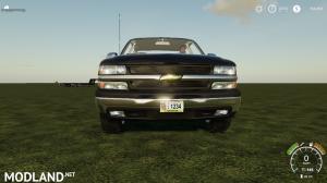 """Chevrolet Silverado 1500 99"""", 3 photo"""