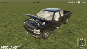 """Chevrolet Silverado 1500 99"""", 7 photo"""