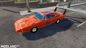 Fs19 Dodge Charger Daytona
