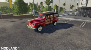FS19 Ford Woody, 1 photo