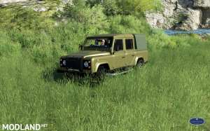 Land Rover Defender 110_FS19 - External Download image
