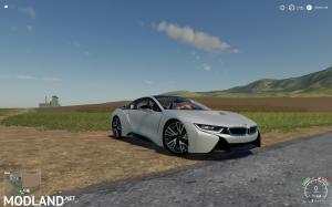 BMW I8 FS19, 2 photo