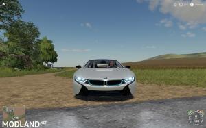 BMW I8 FS19