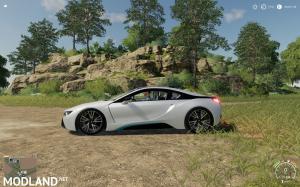 BMW I8 FS19, 4 photo