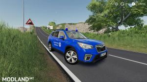 Subaru Forester 2019 with a THW, 1 photo