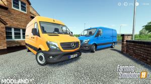 Mercedes-Benz Sprinter V 0.5, 1 photo