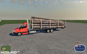 MERCEDESSPRINTER AUTOLOADWOOD