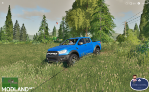 FORD RANGER RAPTOR 2019 FS 19 v 1.0, 3 photo