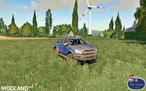 FORD RANGER RAPTOR 2019 FS 19 v 1.0, 1 photo