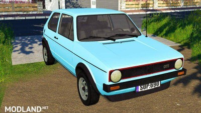 GOLF MK1 EDIT v 1.0, 1 photo