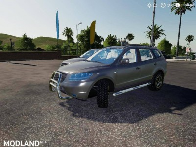 HYUNDAI SANTA FE II v 1.0, 2 photo
