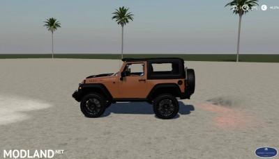 Jeep Rubicon FS19 v 1.0, 2 photo