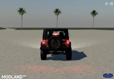 Jeep Rubicon FS19 v 1.0, 3 photo
