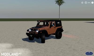 Jeep Rubicon FS19 v 1.0, 1 photo