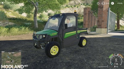 John Deere XUV865 M Edit by Lifeliner