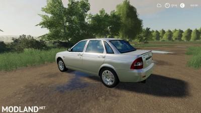 Lada Priora Sedan v 1.0