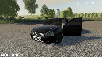 Lada Priora Sedan v 1.1