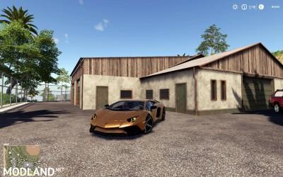 Lamborghini Aventador LP750-4 SV v 1.0