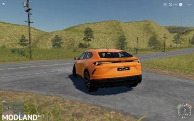 Lamborghini Urus FS 19 v 1.0
