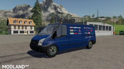 Lizard Rumbler Van Workshop v 1.0