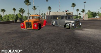 Loadstar/Chevy coe Lowrider v 1.0, 5 photo