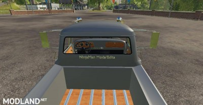 Loadstar/Chevy coe Lowrider v 1.0, 6 photo