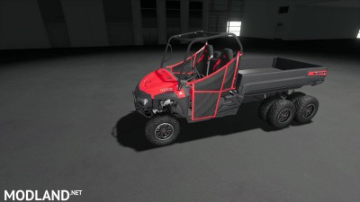 MAHINDRA RETRIEVER LONGBOX CAB EDITION v 1.0, 2 photo