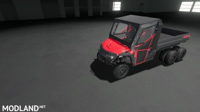 MAHINDRA RETRIEVER LONGBOX CAB EDITION v 1.0, 3 photo