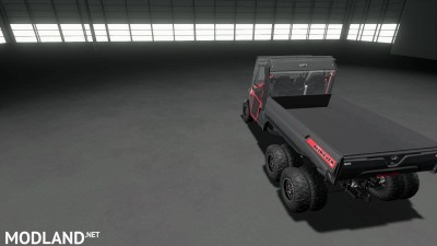 MAHINDRA RETRIEVER LONGBOX CAB EDITION v 1.0, 4 photo