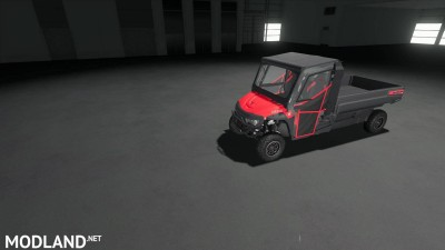 MAHINDRA RETRIEVER LONGBOX CAB EDITION v 1.0, 5 photo
