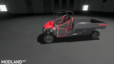 MAHINDRA RETRIEVER LONGBOX CAB EDITION v 1.0, 1 photo