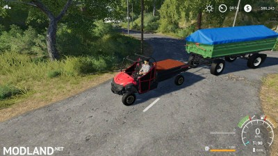 MAHINDRA RETRIEVER LONGBOX UTILITY v 3.0, 2 photo
