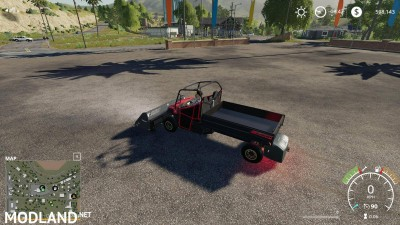 MAHINDRA RETRIEVER LONGBOX UTILITY v 3.0, 3 photo