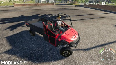 MAHINDRA RETRIEVER LONGBOX UTILITY v 3.0