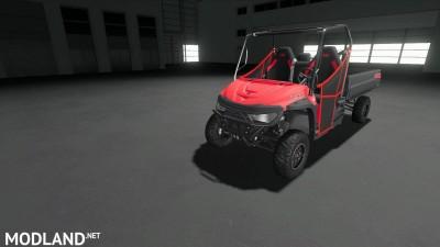 Mahindra Retriever LongBox v 1.0