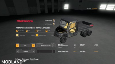 Mahindra Retriever Pack v 1.2, 3 photo