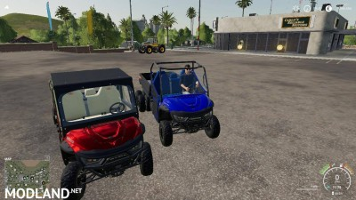Mahindra Retriever Pack v 1.2, 5 photo