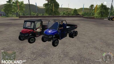 Mahindra Retriever Pack v 1.2, 6 photo