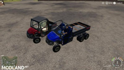 Mahindra Retriever Pack v 1.2, 7 photo