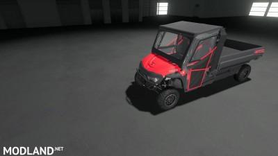 Mahindra Retriever Utility Longbox Cab Edition v 1.0, 10 photo