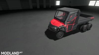 Mahindra Retriever Utility Longbox Cab Edition v 1.0, 11 photo