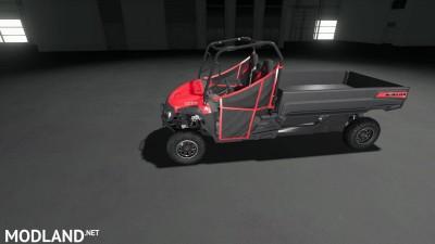 Mahindra Retriever Utility Longbox Cab Edition v 1.0, 2 photo