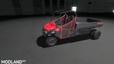 Mahindra Retriever Utility Longbox Cab Edition v 1.0, 4 photo
