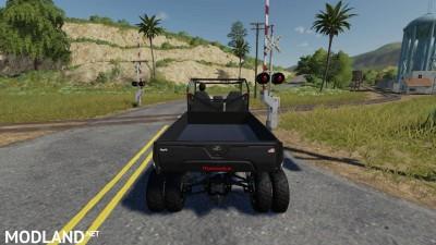 Mahindra Retriever Utility Longbox Cab Edition v 1.0, 6 photo