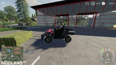 Mahindra Retriever Utility Model v 1.0, 2 photo