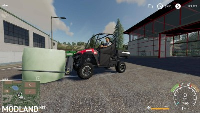 Mahindra Retriever Utility Model v 1.0, 3 photo