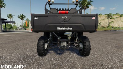 Mahindra Retriever v 1.0.5, 4 photo