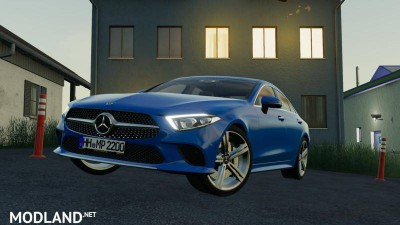 Mercedes-Benz CLS 2018 v 1.0, 3 photo