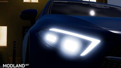 Mercedes-Benz CLS 2018 v 1.0, 4 photo